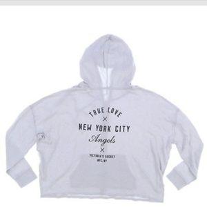 Victoria's Secret Angel NYC Zip Up Jacket